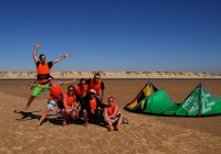 Great time on Kite Camp Dakhla